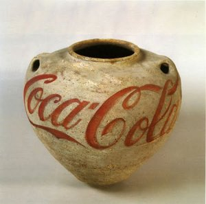 ai-weiwei_han dynasty urn with coca-cola logo_1994