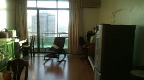 Lumpini Park View_Living Room