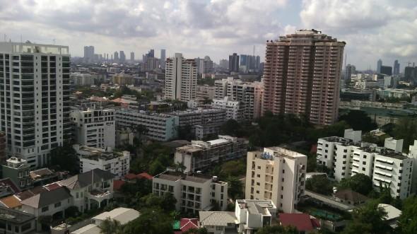 Lumpini Park View_Balcony View